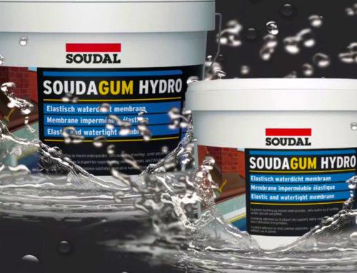 Souda Gum Hydro – membrana impermeabile elastica